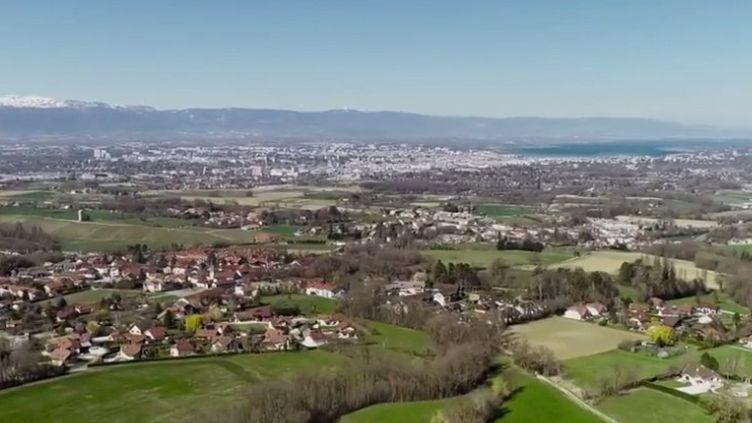 Archamps (Haute-Savoie) (FRANCE 3)