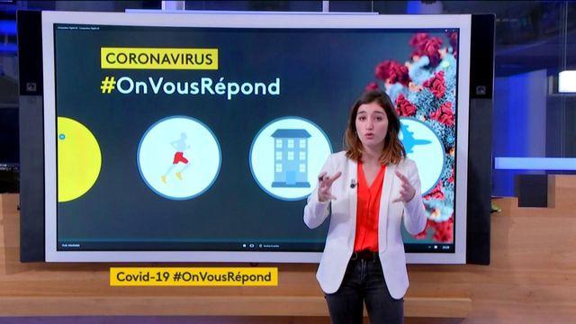 Coronavirus: #OnVousRépond dans la rédaction de franceinfo