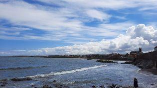 La baie de Dunbar dans la circonscription du East Lothian. (RICHARD PLACE / RADIOFRANCE)