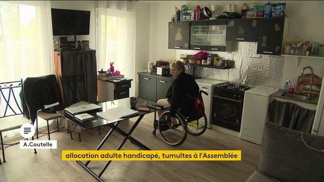 Allocation adulte handicapé : un texte de loi qui suscite les tensions à l'Assemblée nationale