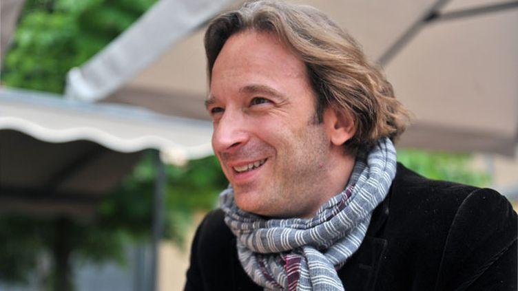 (François Busnel © Maxppp)
