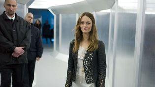 Vanessa Paradis évacue avec humour les rumeurs  (Thibault Camus/NBC/AP/SIPA)
