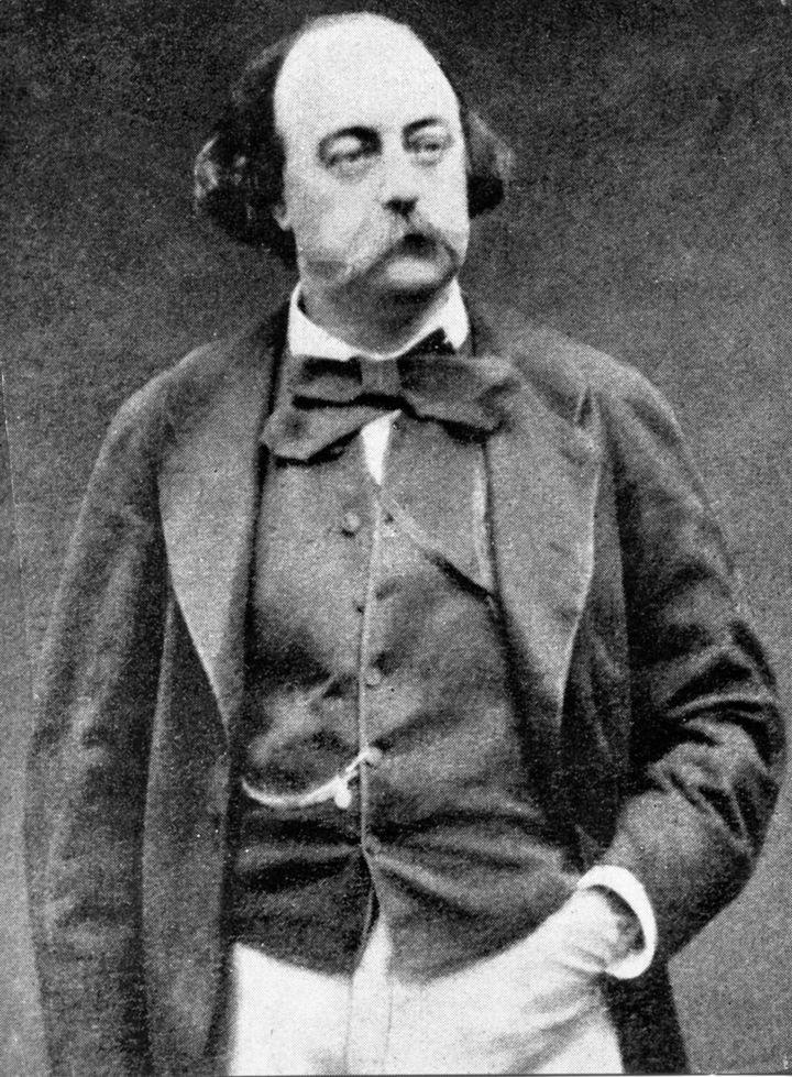 Gustave Flaubert, date et auteur inconnu (WIKIMEDIA COMMONS /)