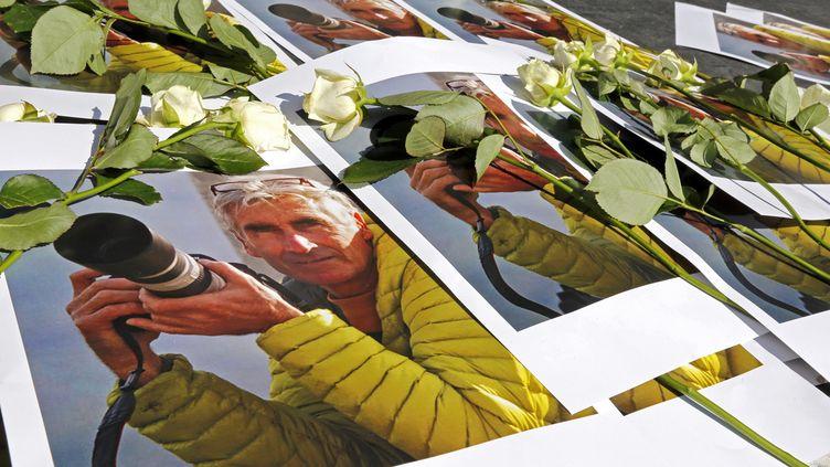 (Lors d'un hommage rendu à Nice, le 27 septembre dernier © MaxPPP)