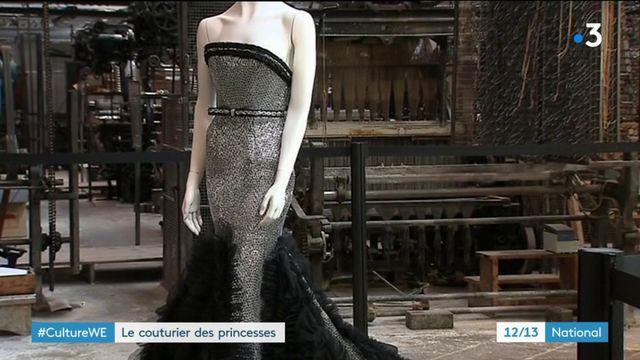 Culture : Denis Durand, le couturier des princesses