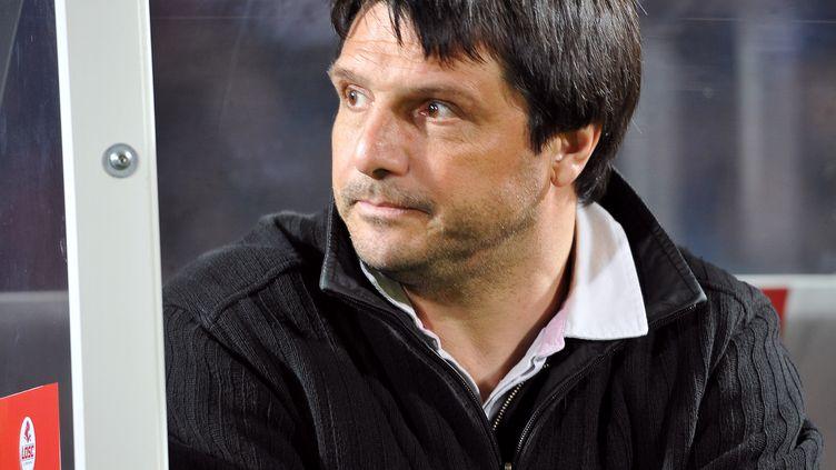 Laurent Fournier, nouvel entraîneur de Créteil.