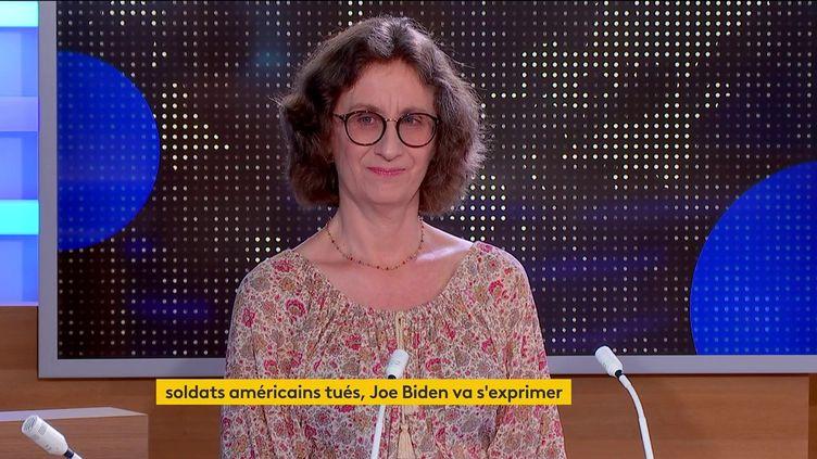 Annick Cizel (FRANCEINFO)