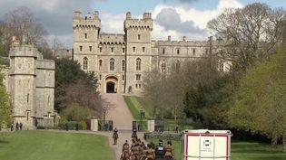 Funérailles du prince Philip : préparatifs en cours au château de Windsor (France 2)