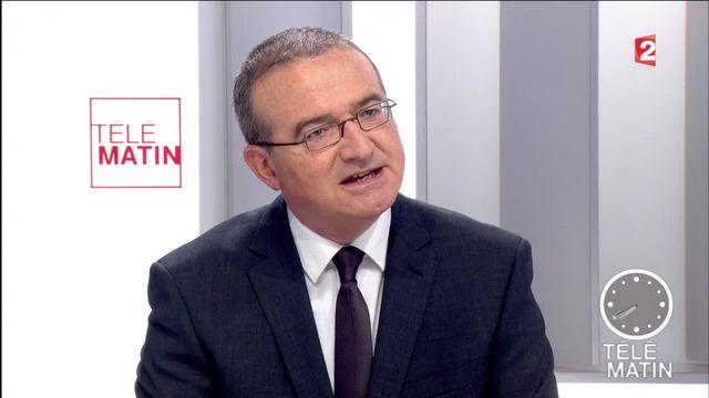 """Les 4 vérités - Le mandat de François Hollande est """"une tragédie"""", selon Hervé Mariton"""