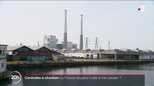 Centrales à charbon : une sortie prévue pour 2022
