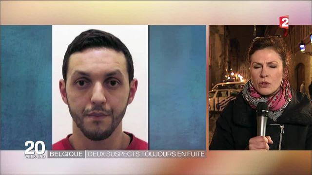 Attentats de Paris : les enquêteurs à la recherche des complices d'Abdeslam