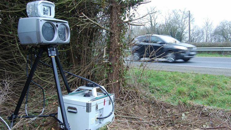 (Des suspensions de permis pour avoir signalé des radars sur Facebook © MaxPPP)