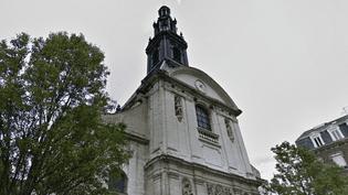Eglise de la paroisse Saint-Jean XXIII, à Rouen (Seine-Maritime), dans laquelle exerçait le prêtre Jean-Baptiste Sèbe (capture d'écran Google Maps). (GOOGLEMAPS)