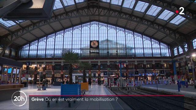 Grève des transports : où en est vraiment la mobilisation ?