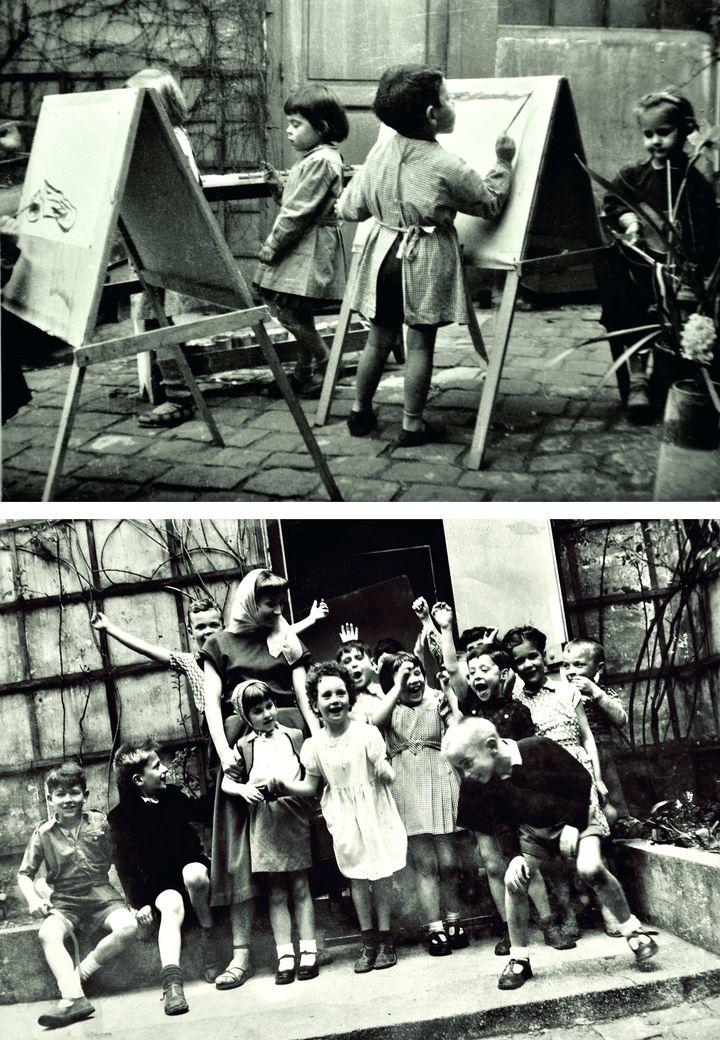 L'école duPère Castor fondée par Paul Faucher en 1947 (Les Amis du Père Castor)