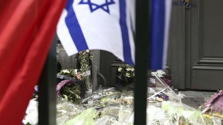 (Le bilan de la tuerie du Musée juif de Bruxelles s'alourdit © Reuters   François Lenoir)