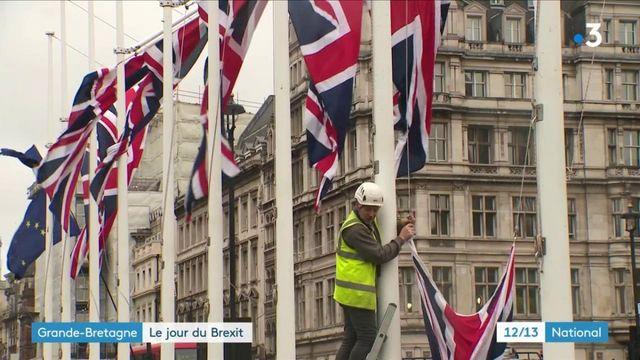 Royaume-Uni : le jour du Brexit est arrivé