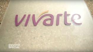 Vivarte (CAPTURE D'ÉCRAN FRANCE 2)