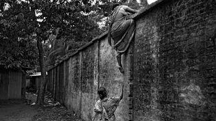 """Exposition """"Le mur et la peur"""" : l'une des photos de Gaël Turine  (copyright : Gaël Turine /VU')"""