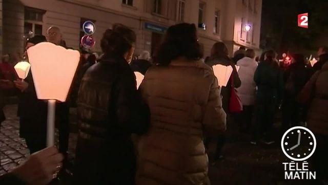 l'hommage de Lyon aux victimes