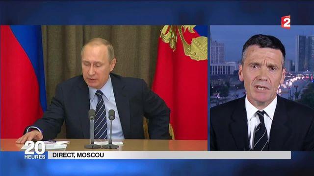"""Les pays baltes voient l'Alliance atlantique comme une """"sorte d'assurance vie contre la Russie"""""""