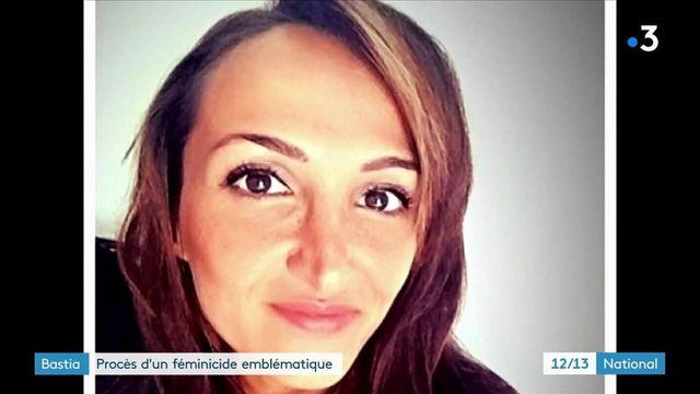 Bastia : ouverture du procès du féminicide de Julie Douib