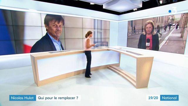 Politique : quel successeur à Nicolas Hulot ?