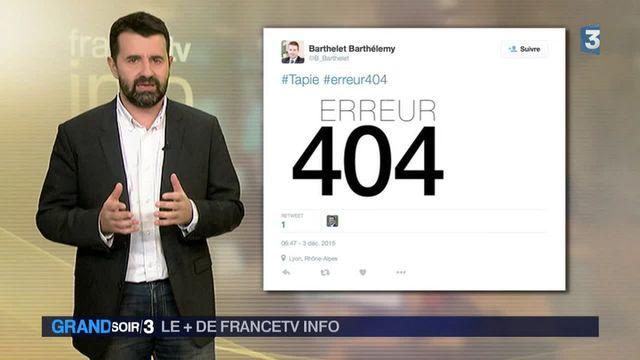 Le + de Francetv info : Les déboires de Bernard Tapie inspirent la toile