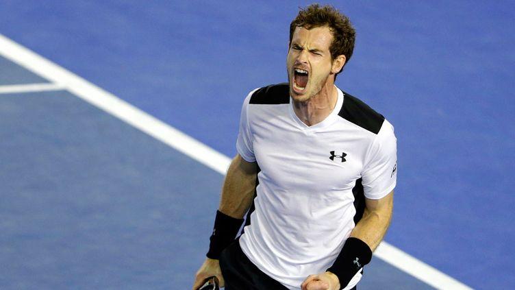 (Pour la 4e fois, Andy Murray affrontera Novak Djokovic en finale de l'Open d'Australie © MaxPPP)