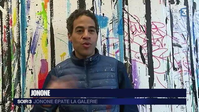 Jonone épate la galerie