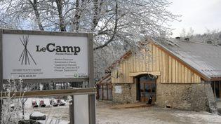(Le camp de l''explorateur Nicolas Vanier est un site axé sur l''environnement et l''éducation des jeunes à la protection de la nature © Maxppp)