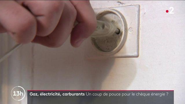Consommation : le gouvernement pense à augmenter le chèque énergie