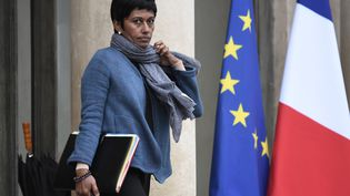 Ericka Bareigts, la ministre des Outre-mer, le 11 janvier 2017, à Paris. (STEPHANE DE SAKUTIN / AFP)