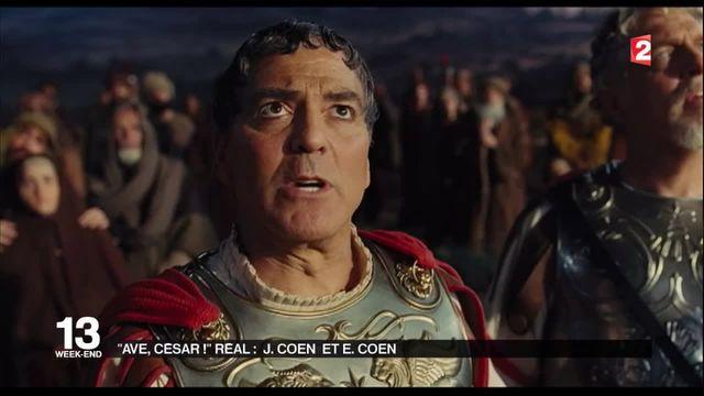 """""""Ave Cesar"""" : les frères Coen parodient le Hollywood des années 50"""