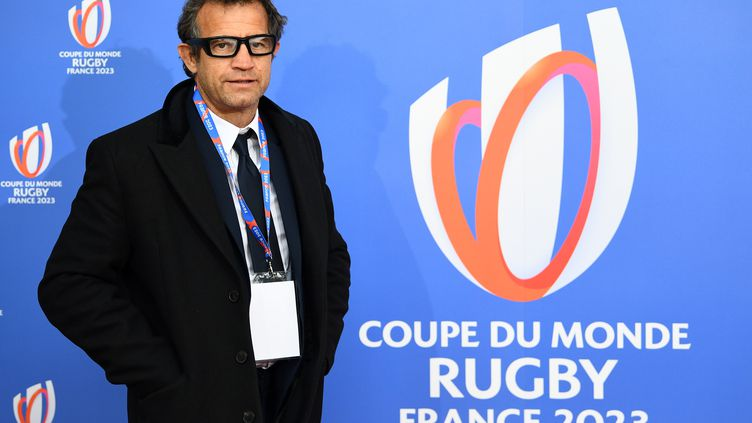 Fabien Galthié, sélectionneur du XV de France (FRANCK FIFE / AFP)