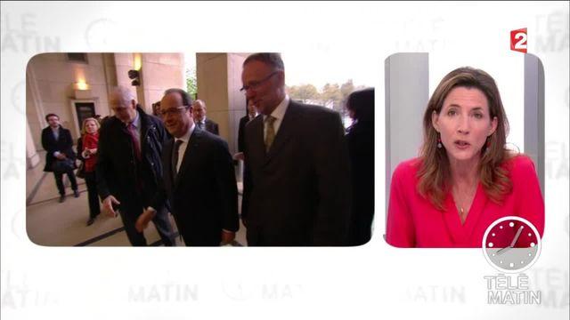 """Alix Bouilhaguet : """"Il faudra compter avec François Hollande jusqu'au bout"""""""
