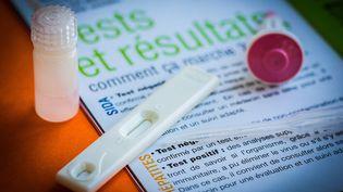 Une étude publiée le 28 janvier 2019 prône un programme de dépistage massif et une hausse du nombre de traitements pourréduire la mortalité due à l'hépatite C. (GARO / PHANIE / AFP)
