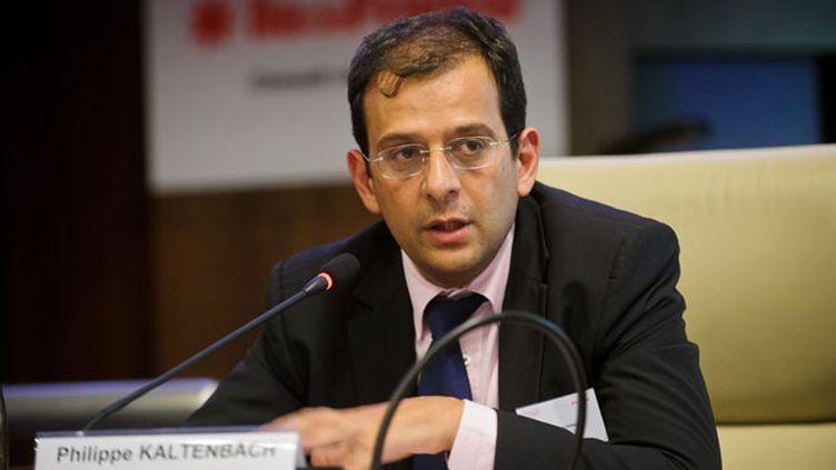 (Philippe Kaltenbach, sénateur PS des Hauts-de-Seine et ex-maire de Clamart © Maxppp)