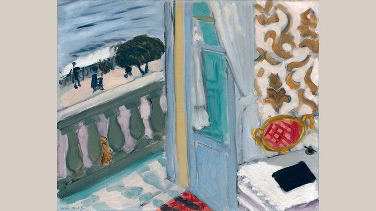 Henri Matisse, Nice, cahier noir, 1918, Hahnloser / Jaeggli-Stiftung, Winterthur, photo Reto Pedrini, Zurich  (Succession H. Matisse / 2013, ProLitteris, Zurich )