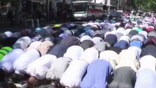Prière de rue (FRANCE 2)