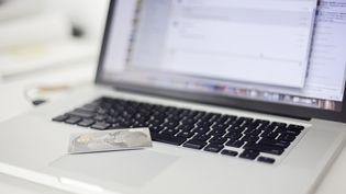 De nombreux sites existent et proposent des placements en ligne. (GABRIEL SANCHEZ / MAXPPP)