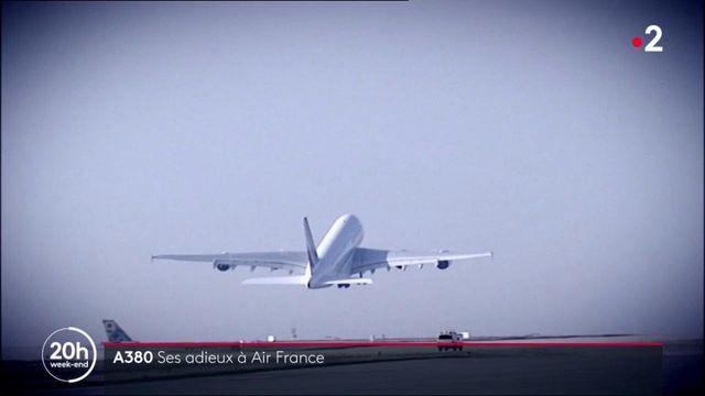 Aviation : Air France dit adieu à l'A380, joyau technologique devenu échec commercial