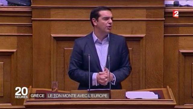 L'Allemagne annule le plan d'allègement de la dette de la Grèce