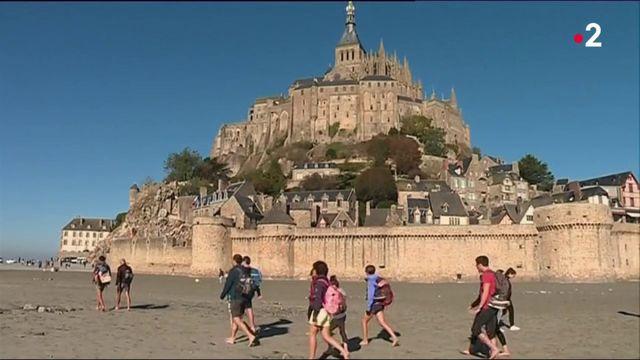 Mont-Saint-Michel : la guerre de l'eau