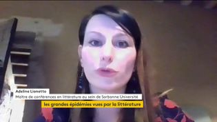 Adeline Lionetto (FRANCEINFO)