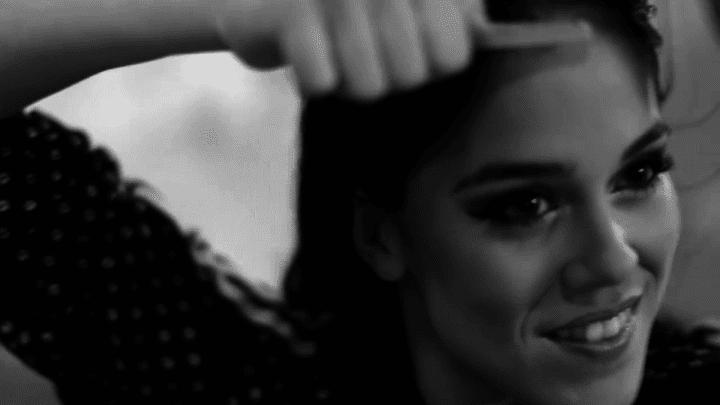 Avec son style fait d'expérimentations, Patricia Guerrero est promise à une grand avenir dans le flamenco.  (France 3 / Culturebox)