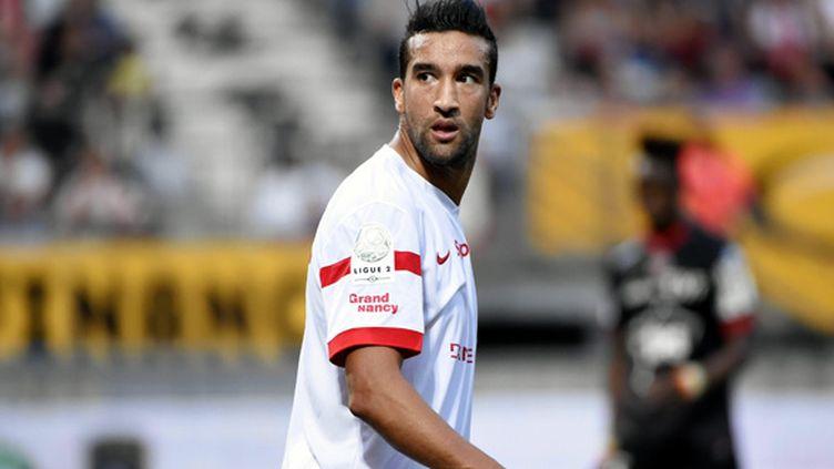 Youssouf Hadji (Nancy) (/NCY / MAXPPP)