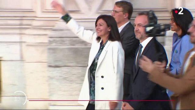 Municipales : la victoire confortable d'Anne Hidalgo, à Paris