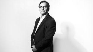 Le PDG de l'agence Magnum David Kogan (Paris, 3 juillet 2017)  (Joël Saget / AFP)