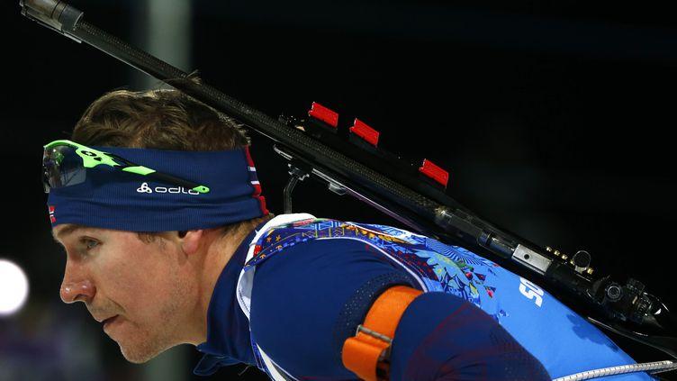 Emil Svendsen a survolé la première course individuelle de la saison (? MICHAEL DALDER / REUTERS / X90041)